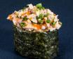 Sushi tako semipicante