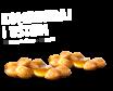 2 X Mini palačinke 16 kom + 2 x sirup od javora