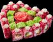 Суші-торт Love You (24шт)