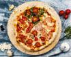 შექმენი შენი ოთხი სეზონი - ოთხი პიცა ერთ პიცაზე (დიდი 41სმ)