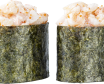 Суші гункан креветка 2шт