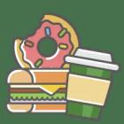 Kawa i Przekąski