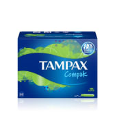 Tampax Compak Super tampones