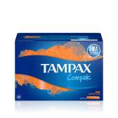 Tampax Compak Super Plus tampones