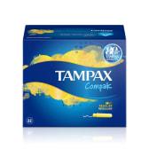 Tampax Compak Regular tampones