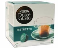 Ristretto  Espresso  Nescafé Dolce Gusto 16 Uds.