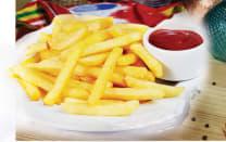 Картопля фрі з соусом (150/30г)
