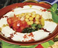Хумус з помідорами (200г)