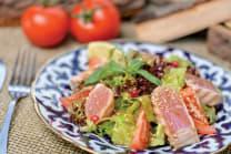 Салат з тунцем (220г)