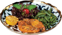 стейк з лосося (250г)