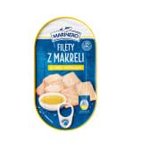 Filety z makreli w oleju Marinero, 170 g