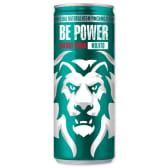 Napój energetyzujący Be Power, 250 ml: mojito