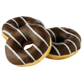 Donut z polewą kakaową, 55 g