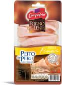 CAMPOFRIO Peito de Peru Fatias Forno de Lenha 120 g