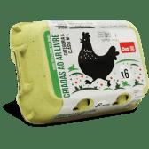 DIA Ovos Galinha Campo 6 un