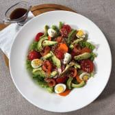 Quinoa, Avocado and Salmon Salad