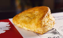 Chicken in puff pastry 334799