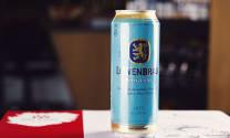 Lowenbrau beer 0.5L can 4860001123544