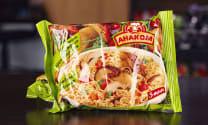 Anakom Instant Noodles mushroom 60g 4600545013020