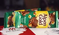 Alpen gold milk chocolate with nuts 90g green 7622210118189