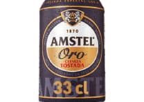 Cerveza Amstel Oro