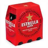 Estrella Damm Pack6X25Cl