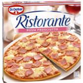 Pizza Rist. Prosciutto 330Gr Dr.Oetker