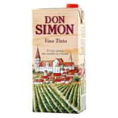 Tinto Don Simon 1L