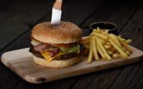 Нью-Йорк бургер  (375г)