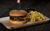 Чізбургер  (340г)