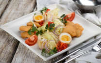 Салат з кальмаром (235г)