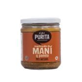 Mantequila de Maní con panela La Purita 430gr