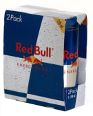 RED BULL PACK 2X25CL