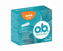 Tamponi . O.B. Pro Comfort Super 8