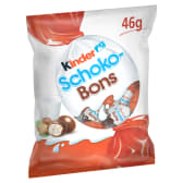 Čokolada Kinder Schoko Bons 46 G