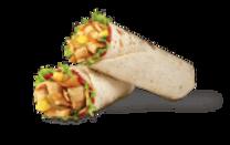 ქათმის შაურმა ლავაშით /Chicken Shawarma with Lavash