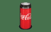 კოკა-კოლ ზერო 330მლ /Coca-Cola Zero 330ml