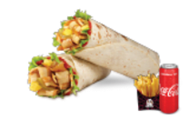 ქათმის შაურმის მენიუ /Chicken Shawarma Menu