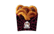 ხახვის რგოლები სეზამის მარცვლებით /Onion Rings with Sesame seeds