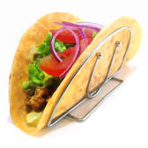 Beef Taco with Guacamole sauce XL