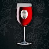 Вино Піно-Нуар, Білозерське, червоне сухе, 9,5-14%, 0,5