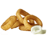 Onion Rings (10 pièces)