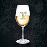 Вино Tiziano, Мірабелія Гранд, Диня, біле напівсолодке 9-13%, 0,5