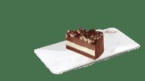 შოკოლადის შავ-თეთრი ტორტი