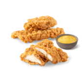 3 Hot&Spicy Strips