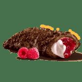 Пирожок «Шоколадно-Малиновый Чизкейк»