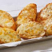 Pan de ajo super supremo 6 cuatro quesos
