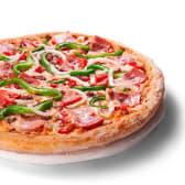 Telepizza a tu gusto – por mitades