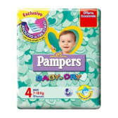 Pampers Baby Dry MAXI (7-18 kg) 19 pannolini