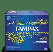 Tampax Blue Box Regular 20 assorbenti interni